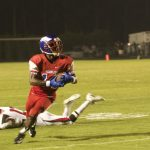 West Craven High School Varsity Football beat New Bern High School 38-16