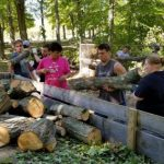 @ Pioneer: CCA students help with storm damage
