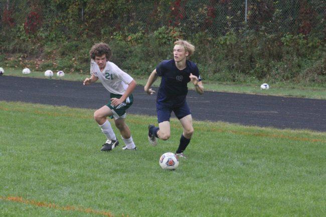 @ Pioneer: Crossroads soccer team tops Clare 3-1