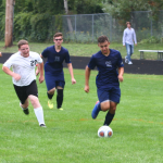 @ Pioneer: CCA boys soccer turns in solid season after shaky start