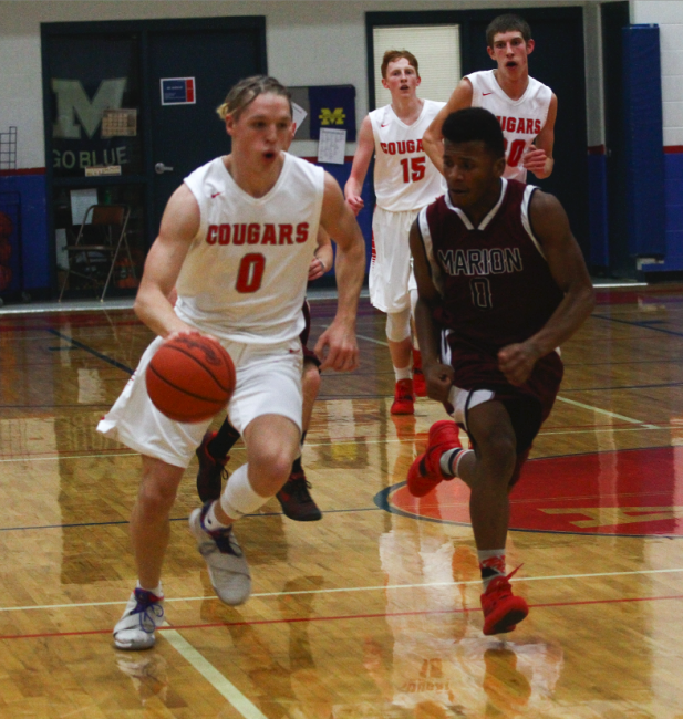 @ Pioneer: CCA cruises to 64-35 win over Marion