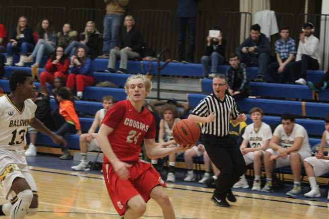 @ MISPORTSNOW: Crossroads' Angell Signs with Olivet