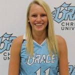 Former CCA standout continues to write more chapters in her basketball story