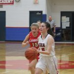 Crossroads rolls past Bear Lake