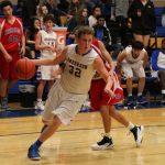 Mens JV Basketball beat Hays High School 64-41
