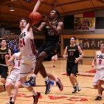 Mens JV Basketball beat Lake Travis High School 50-41