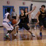 Mens JV Basketball beat Lehman 59-37