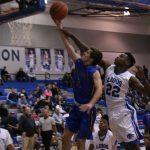 Mens Varsity Basketball beat Lehman 53-45