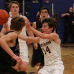 Mens JV Basketball beat Austin High School 44-39