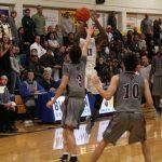 Mens Varsity Basketball beat Austin High 55-52
