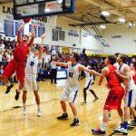 Mens Varsity Basketball falls to Westlake High School 51-59
