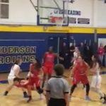 Girls Varsity Basketball beat Hays 61-60