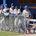 Varsity Baseball beat Westwood 7-1