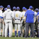 Varsity Baseball falls to Hays HS 4-5