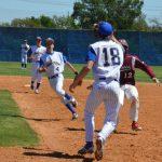 JV1 Baseball  beat Austin High 11-1