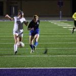 L C Anderson High School Girls Varsity Soccer beat San Marcos High School 1-0