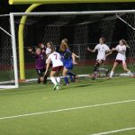 L C Anderson High School Girls Varsity Soccer Falls to Round Rock High School 2-2, (3-1 in PKs)