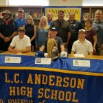Signing Day for Anderson Baseball Seniors