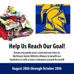 DONATE GENTLY USED SHOES