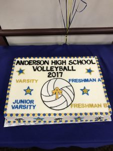 2017 Volleyball Banquet