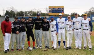 Baseball Alumni Game