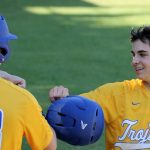 Boys Varsity Baseball falls to Bowie 2 – 1