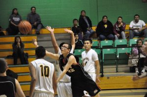 2014/15 Varsity basketball season