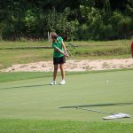 Girl's Golf 4th week