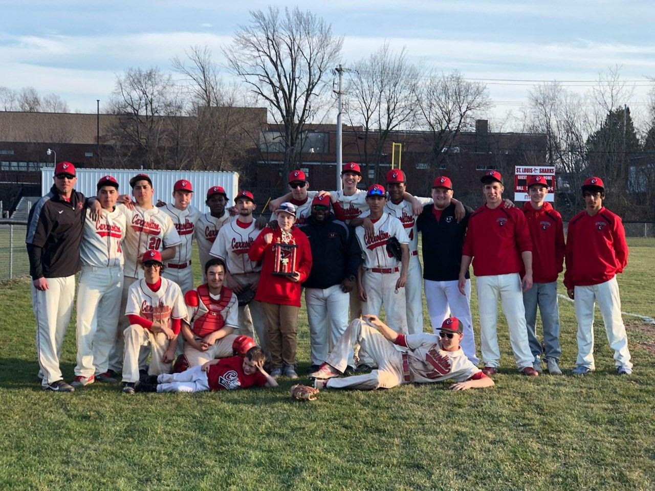 Cavs Crowned as Champions in St. Louis Invite