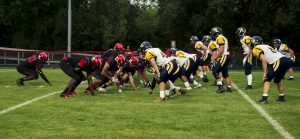 Varsity Football vs. Valley Lutheran