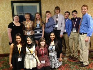 Plymouth Congress State Leadership Conference 2014