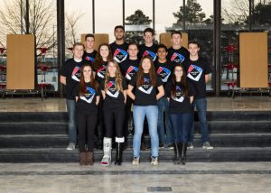 Focal Point DECA Yearbook Photo 2014-2015