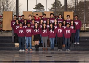 Focal Point Diversity Council Yearbook Photo 2014-2015