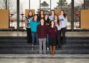 Focal Point Eco Club Yearbook Photo 2014-2015