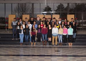Focal Point IASA Yearbook Picture 2014-2015