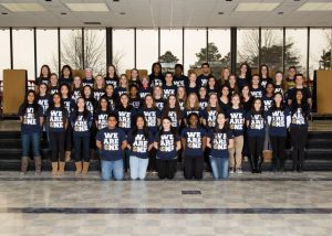 Focal Point Key Club Yearbook Picture 2014-2015
