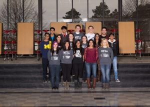Focal Point PHS Council 2015 Yearbook Photo 2014-2015
