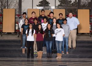 Focal Point PHS Science Olympiad Yearbook Photo 2014-2015