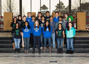 Focal Point SHS Science Olympiad Photo 2014-2015
