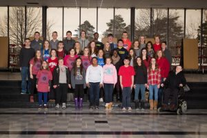 Clubs and Activities Yearbook Photos 2015-2016