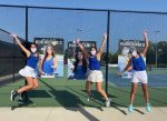 2020 Lady Hurricane Senior Tennis