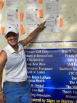 Chloe Holder shoots 61 to win Lady Hurricane Invitational