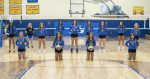 Girls Junior Varsity Volleyball beats Pendleton 2 – 0
