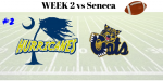 Limited Number of General Admission Tickets on Sale for Football vs Seneca