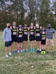 Boys Cross Country- Region 1-3A Champions
