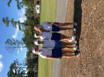 Girls Varsity Golf competes in 3A State Tournament- Holder finishes in 3rd Place