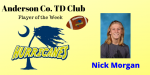 Nick Morgan- Anderson County Player of the Week