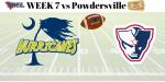 JV Football at Powdersville (Thursday 11/5) 6:00 PM – Ticket Sales