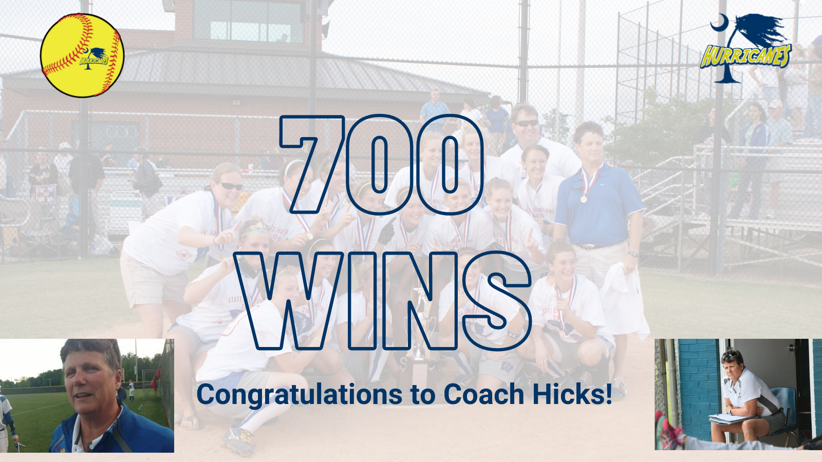 Coach Hicks 700th Win