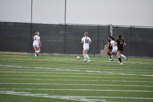 JV Girls soccer vs Thompson Valley